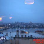 イスタンブールの眺めの良いカフェ