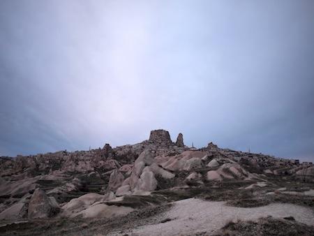 ウチヒサルの城塞
