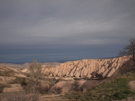 ソフトクリーム奇岩