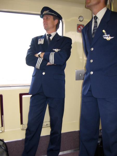 SASのパイロット