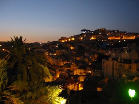 リスボンの夕暮れ:PRICELESS