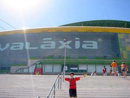 スポルティング・リスボンの ホームスタジアム