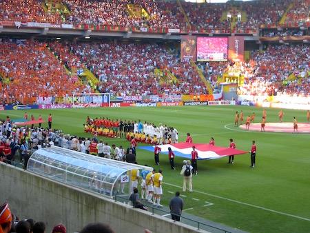 ポルトガル対オランダ