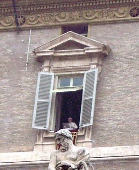 ローマ法皇ヴェネディクト