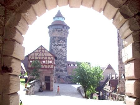 ニュルンベルクのお城