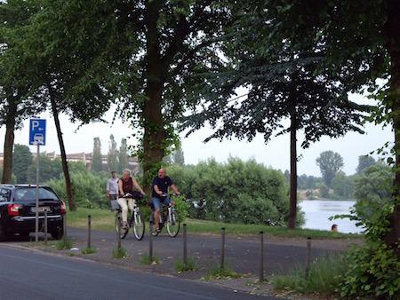 自転車の街ブレーメン