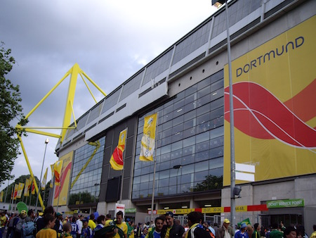 Westfalen Stadion!