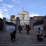 サン・ミニアート・アル・モンテ教会 San Miniato al Monte