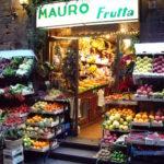 フィレンツェの果物屋