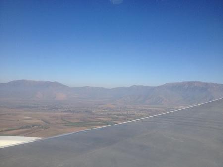 アンデス山脈?