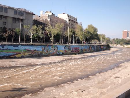 マポチョ川