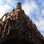 スペイン旅行の写真バルセロナ編その1