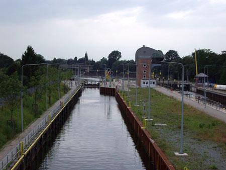 ヴェーザー川の信号