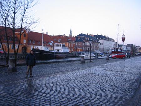 コペンハーゲンの街並
