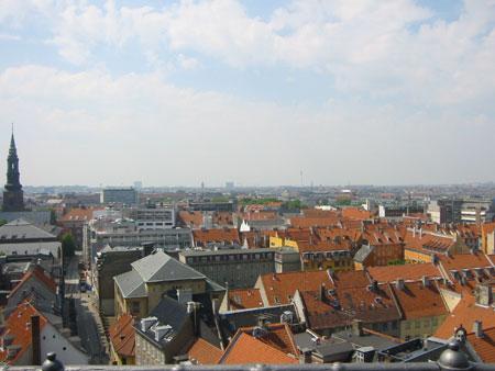 円塔からの眺め