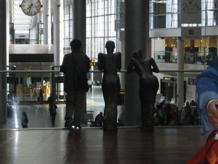カストルップ空港