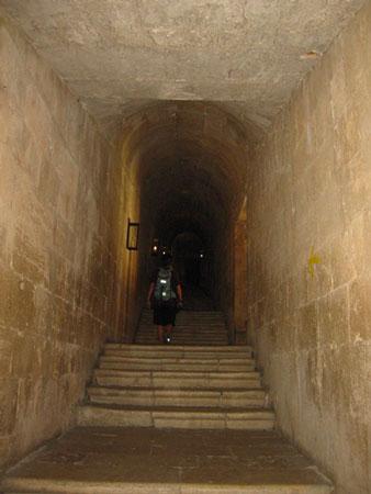 ジェロニモス修道院内部