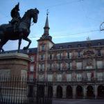 スペイン旅行の写真マドリッド編