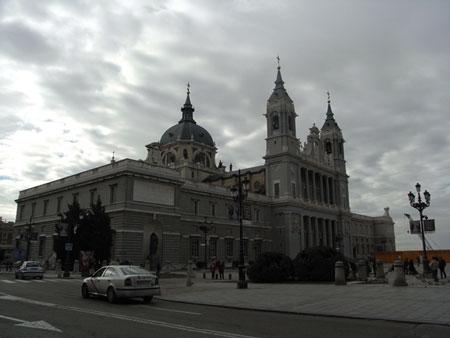 アルムデーナ大聖堂