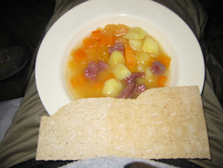 サーメ風?スープ