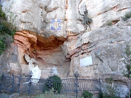 ガウディ作キリストの復活