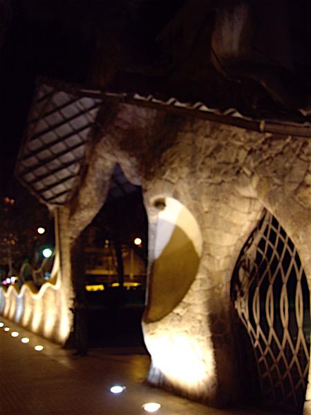 Porta de la Finca Miralles