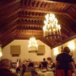 パラドールのレストラン