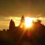 カンボジア・アンコールワット旅行の写真その1