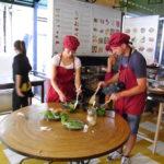 カンボジア料理教室