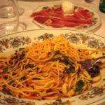 ローマで食べる世界で最も美味しい料理3回目