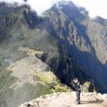 ワイナピチュ登山