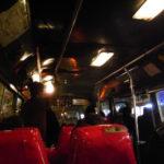リマ名物のバス