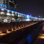 夜の東大門市場