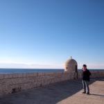 ドゥブロヴニクの城壁巡り