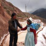 ペルー旅行の写真 クスコ・聖なる谷編その1