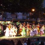 フラダンスショー