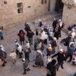 エルサレムのウォーキングツアーその2シオンの丘編