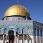 エルサレムのウォーキングツアーその3神殿の丘編