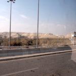 イスラエル国境を越えてヨルダンへ