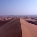 ドバイ旅行の写真 砂漠編