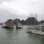 ラオス・ベトナム旅行の写真 ハノイ・ハロン湾編