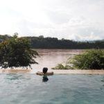 ラオス・ベトナム旅行の写真 ルアンパバン編