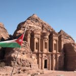 中東旅行の写真 ペトラ、死海編