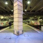TGVに乗ってパリからサンマロ経由カンカルへ