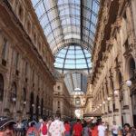束の間のミラノ観光
