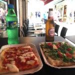 ヴェネツィアのピザ?