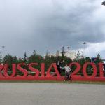 ロシアワールドカップに行くぞ!