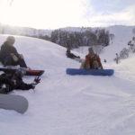上越スノーボードツアー