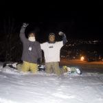 富良野スノーボードツアー2003