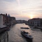 ヴェネツィア早朝散歩